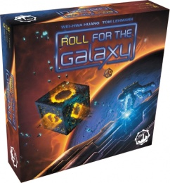 Roll for the Galaxy (edycja polska) (Games Factory)