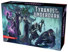 D&D Tyrants of the Underdark