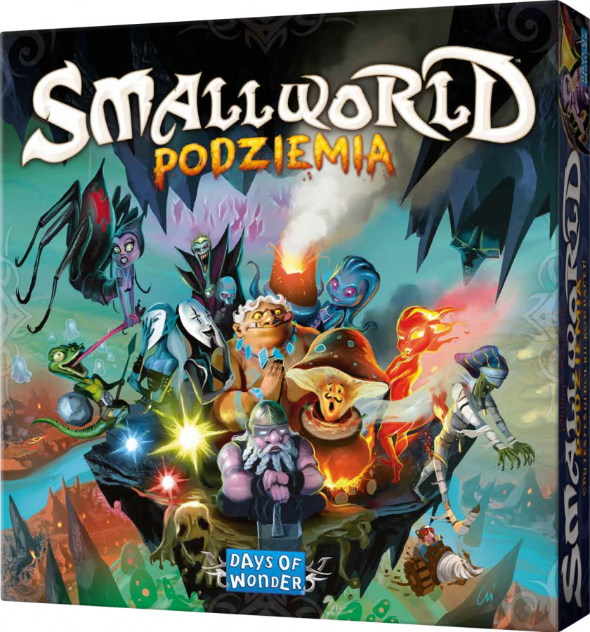 Small World: Podziemia