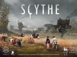 Scythe (edycja angielska)