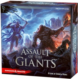 Dungeons & Dragons: Assault of the Giants!