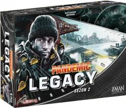 Pandemic Legacy: Sezon 2 (edycja czarna)