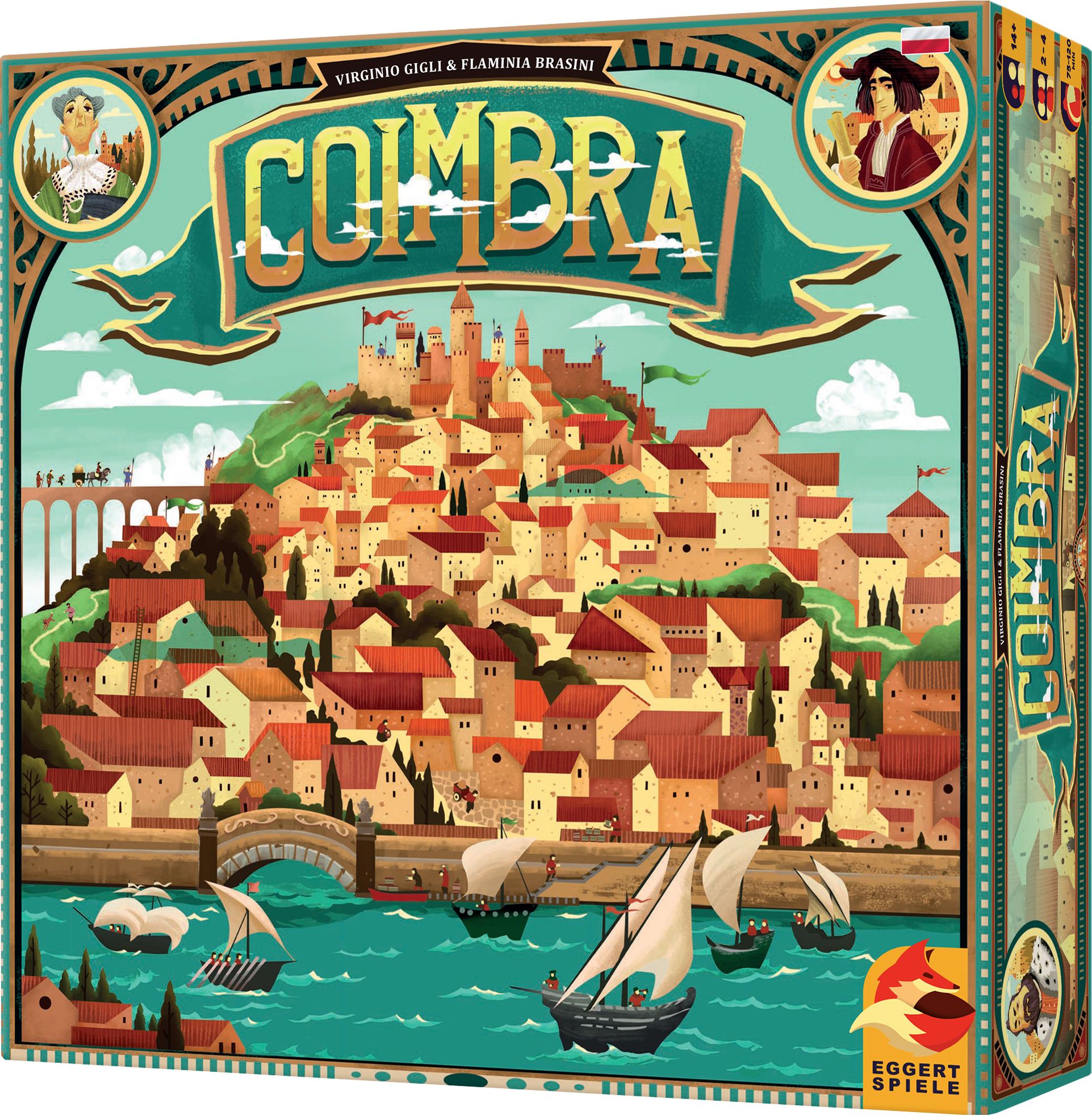 Coimbra (edycja polska)