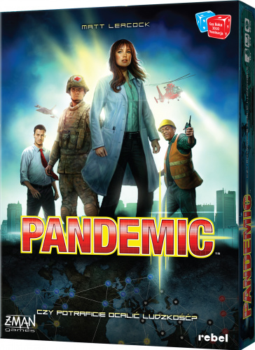 Pandemic (edycja polska)