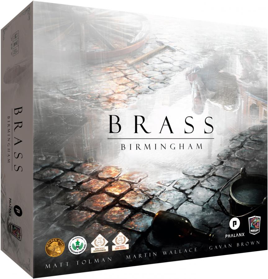 Brass: Birmingham (edycja polska)
