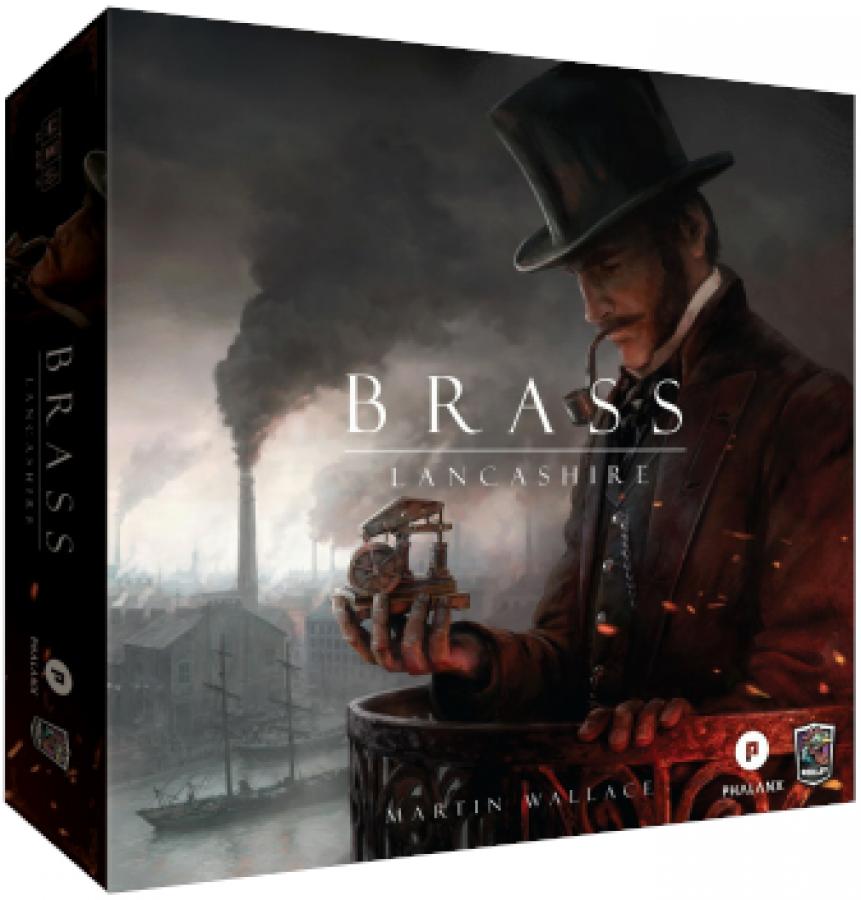 Brass: Lancashire (edycja polska)