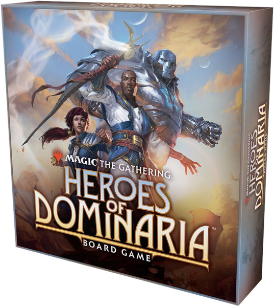 Magic The Gathering: Heroes of Dominaria Board Game