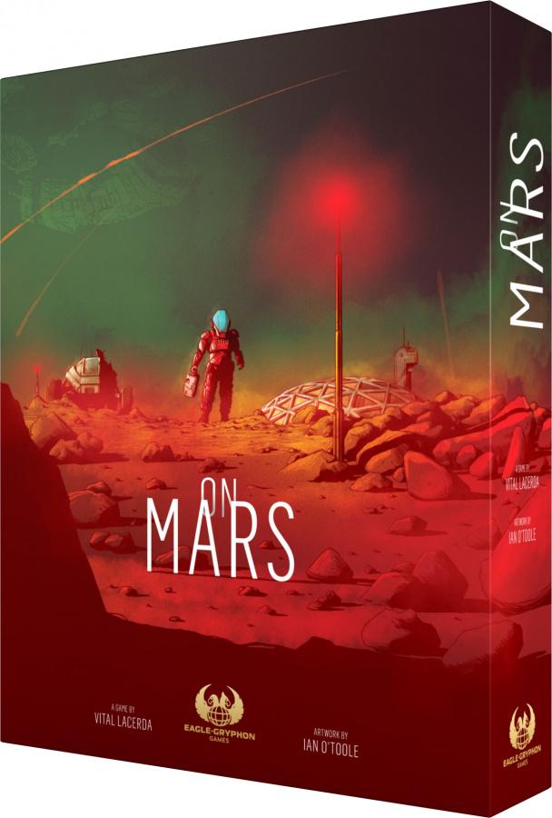 On Mars (edycja Deluxe)