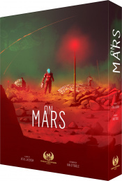 On Mars (polska edycja Kickstarter)