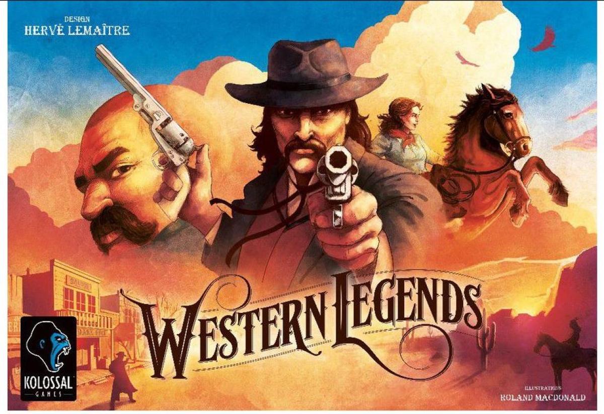 Western Legends (edycja angielska)