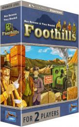 Foothills (edycja angielska)