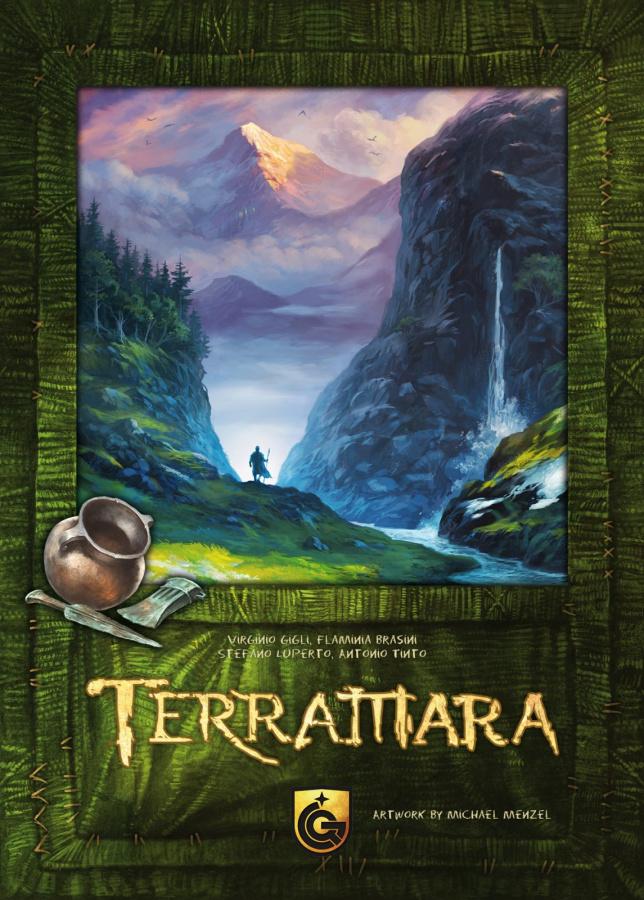 Terramara (edycja angielska)