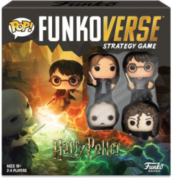 POP! Funkoverse: Harry Potter Base set