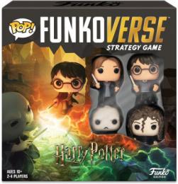 POP! Funkoverse: Harry Potter Base Set 100