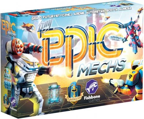 Tiny Epic Mechs (edycja polska)