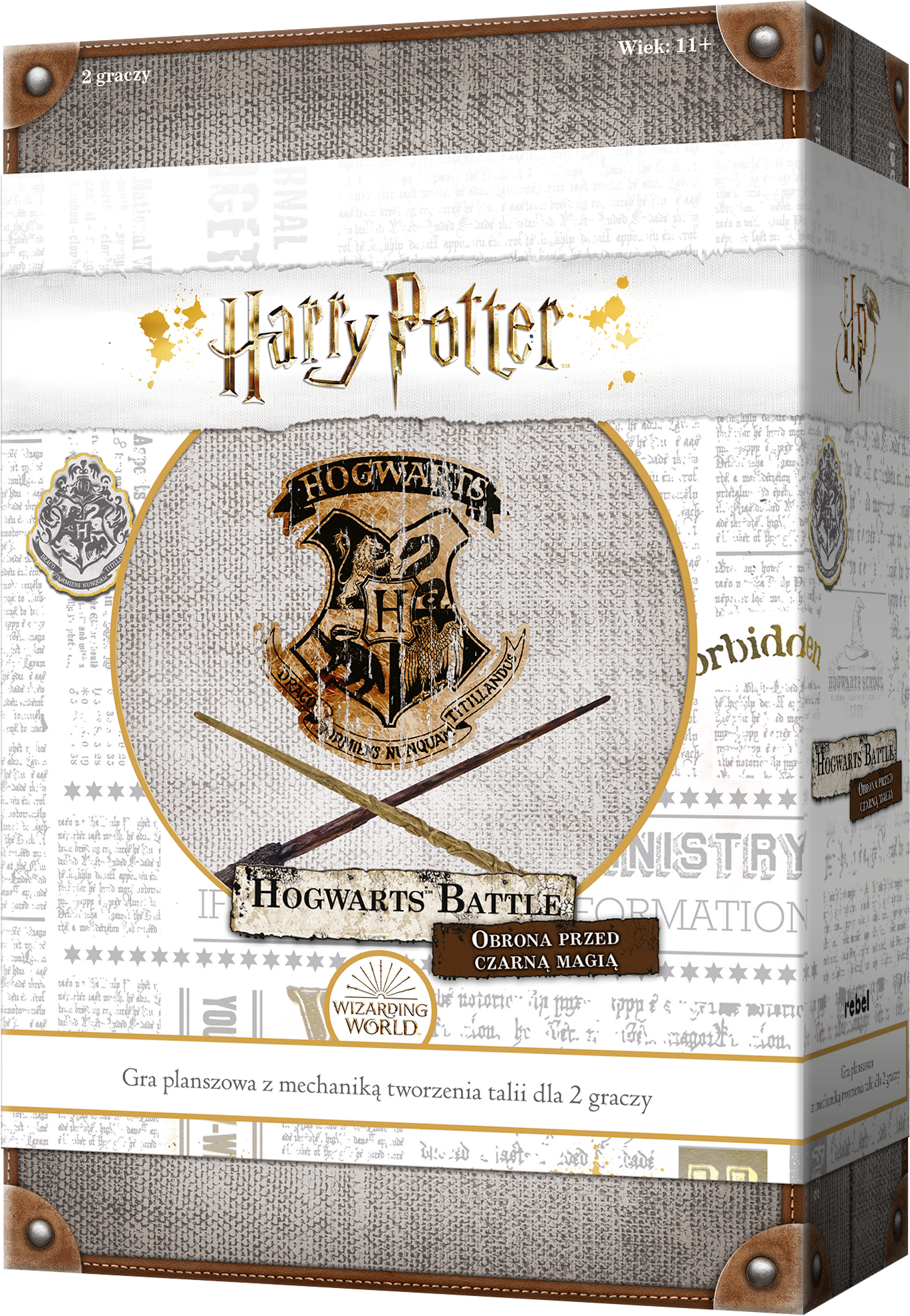 Harry Potter: Hogwarts Battle - Obrona przed czarną magią