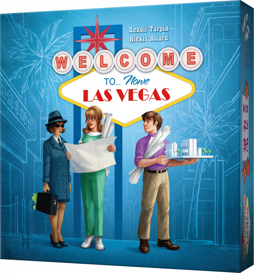 Welcome to... Nowe Las Vegas