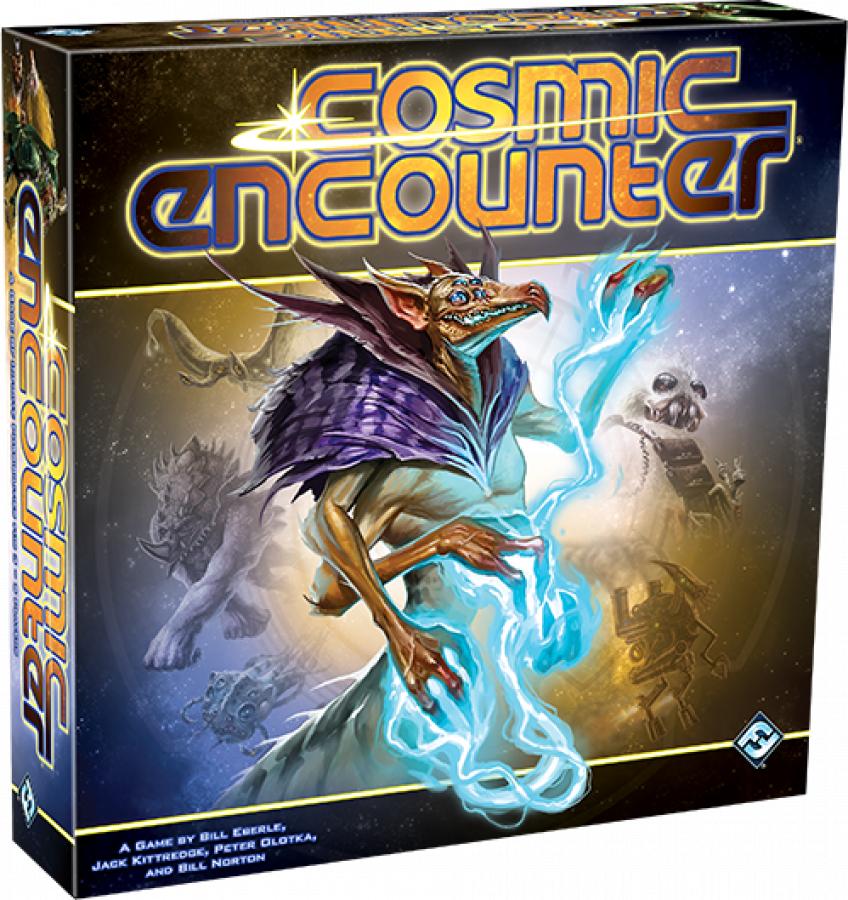 Cosmic Encounter (edycja angielska)