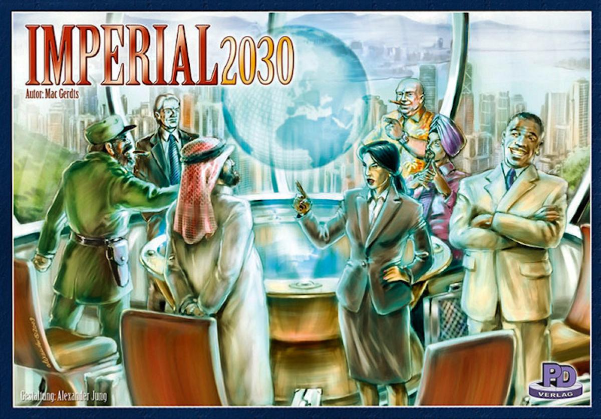 Imperial 2030 (edycja multijęzyczna)