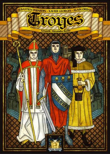 Troyes (edycja angielska)