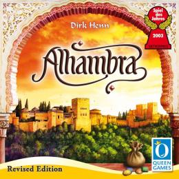 Alhambra (nowa edycja polska)