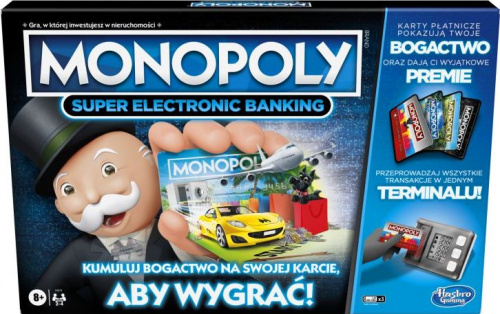 Monopoly: Super Electronic Banking