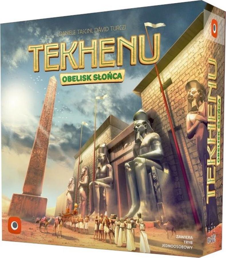 Tekhenu: Obelisk Słońca
