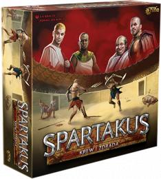 Spartakus: Krew i zdrada (druga edycja polska)