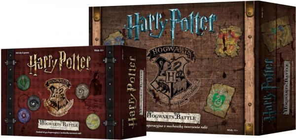 Harry Potter: Hogwarts Battle + Zaklęcia i eliksir