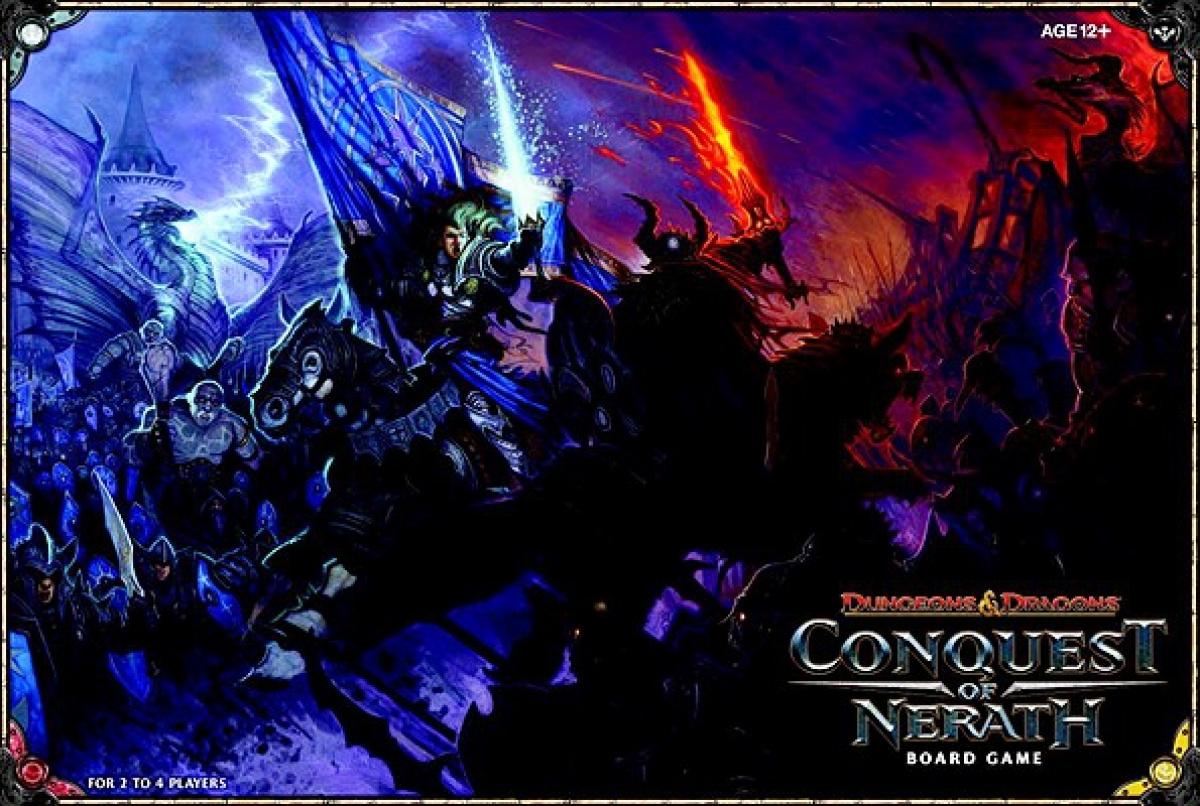 D&D: Conquest of Nerath