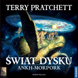 Świat Dysku - Ankh Morpork