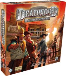 Deadwood: Miasto Bezprawia