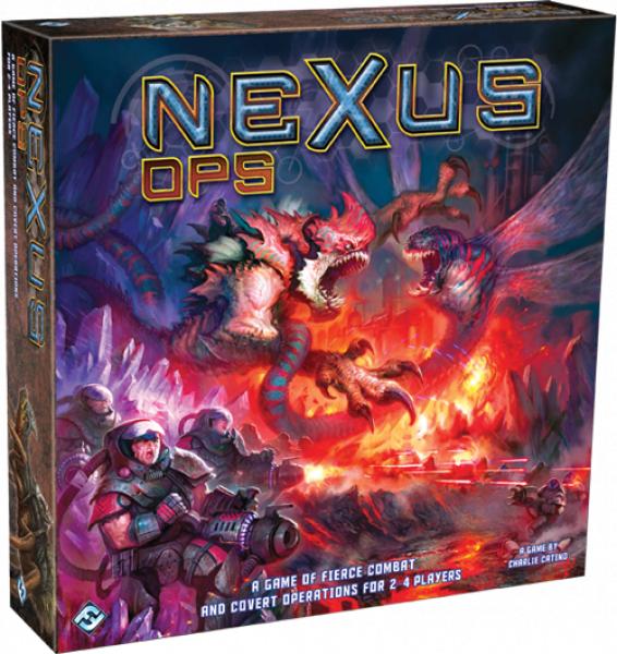 Nexus Ops (druga edycja)