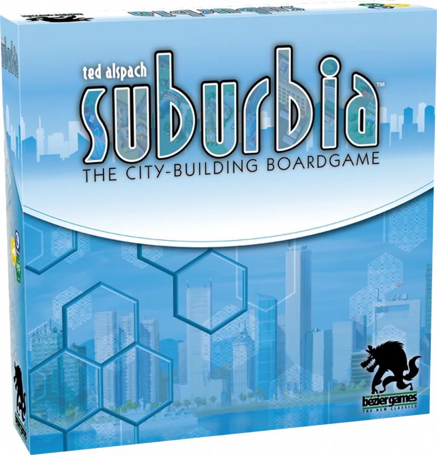 Suburbia (druga edycja angielska)