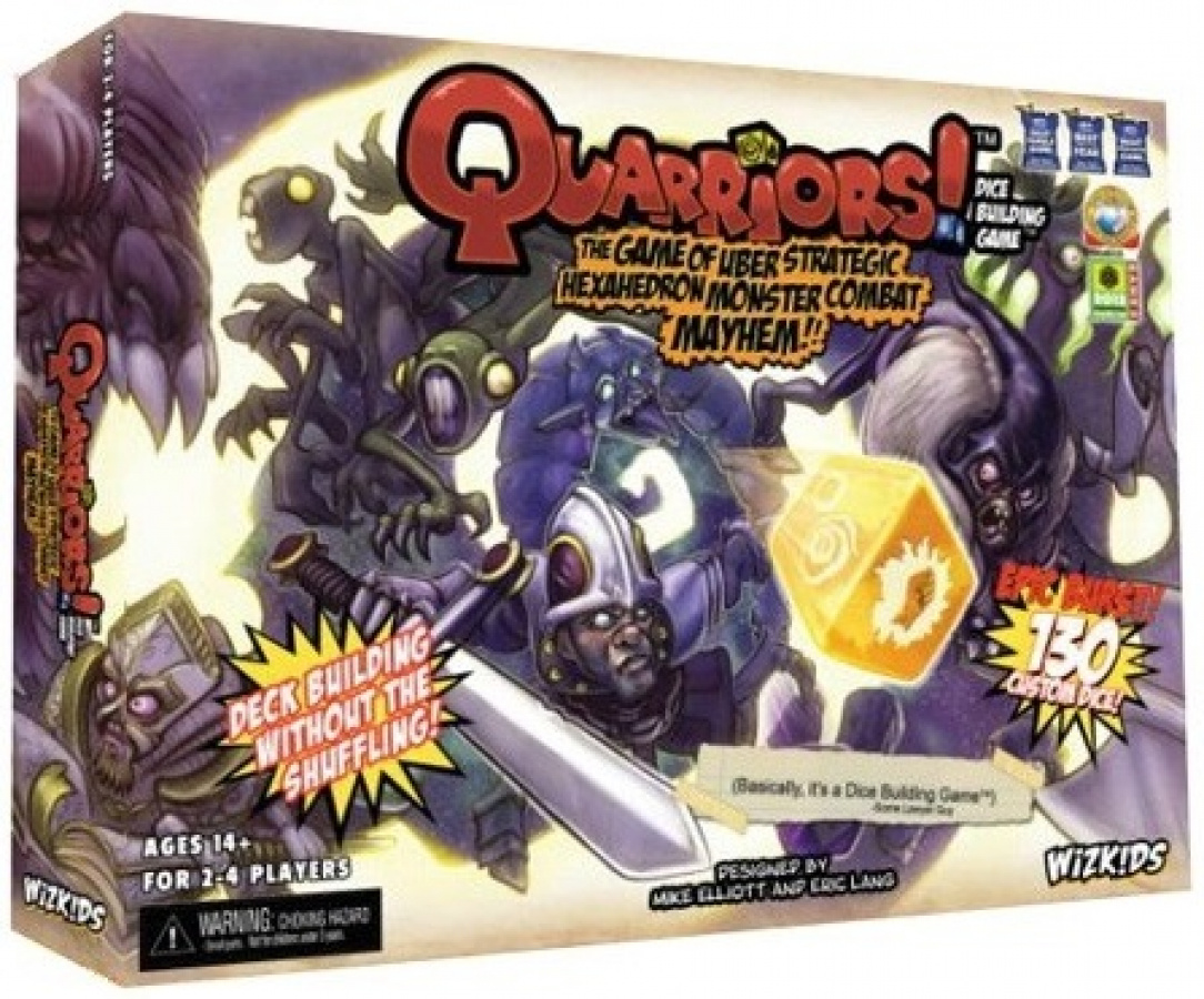 Quarriors! Set Up Box