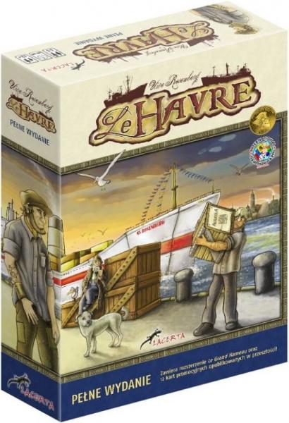 Le Havre (druga edycja polska)
