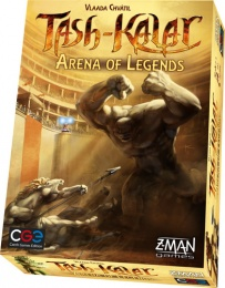 Tash-Kalar: Arena of Legends