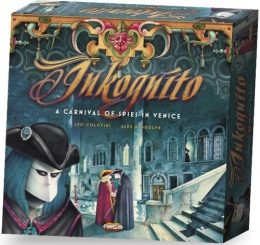 Inkognito: A carnival of spies in Venice