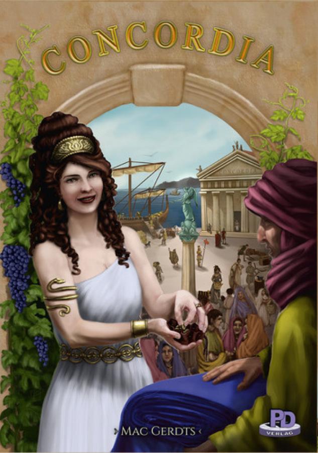 Concordia (pierwsza edycja)
