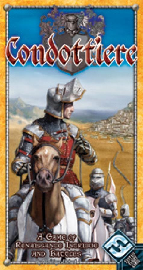 Condottiere (edycja angielska)