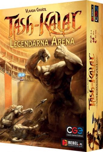 Tash-Kalar: Legendarna Arena