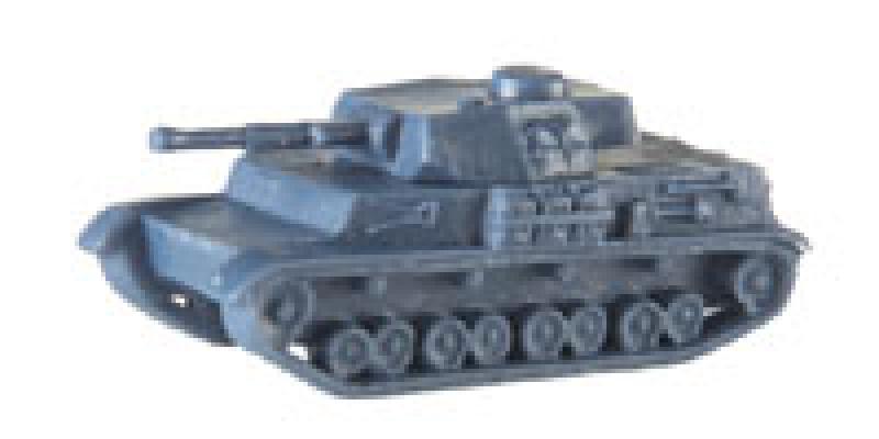 pionek czołgu Osi