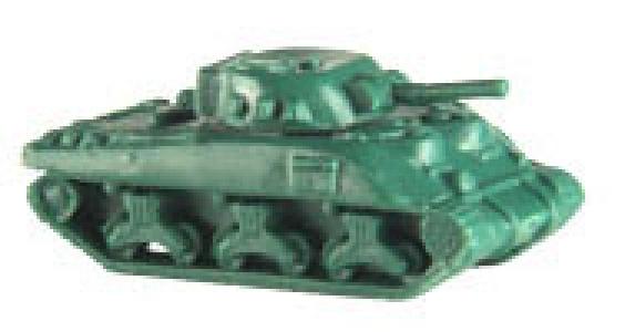 pionek czołgu aliantów
