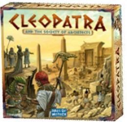 Cleopatra and the Society of Architects (Kleopatra)