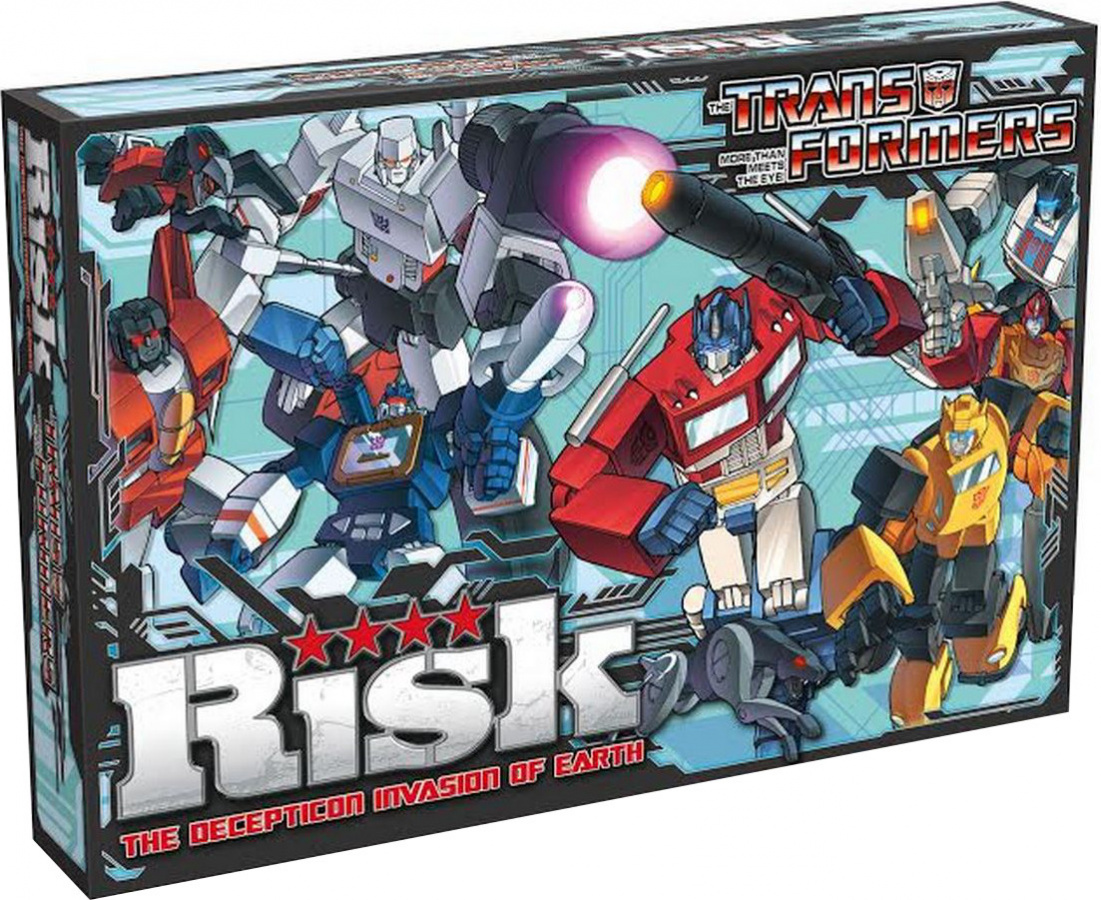 Risk: Transformers - The Decepticon Invasion of Earth