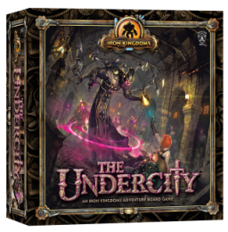 Iron Kingdoms: The Undercity