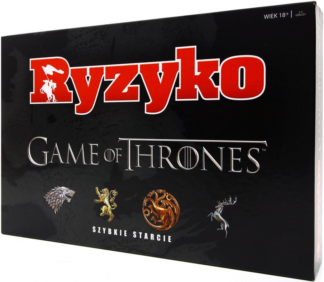 Ryzyko: Game of Thrones - Szybkie starcie