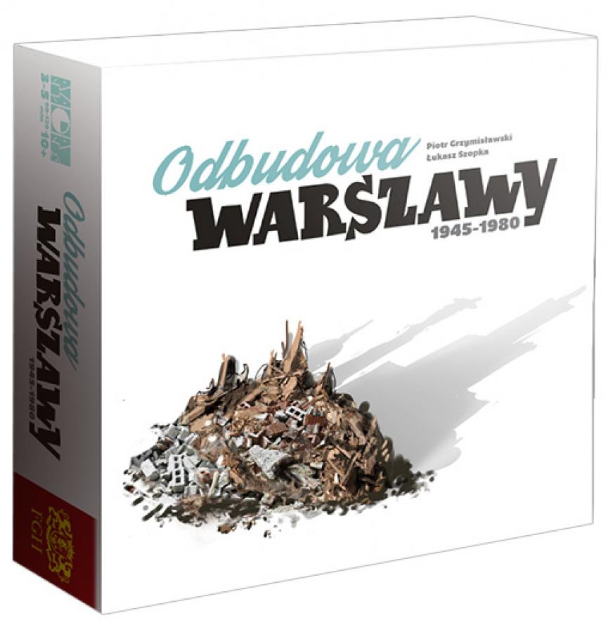 Odbudowa Warszawy
