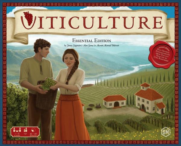 Viticulture: Essential Edition (edycja angielska)