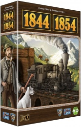 1844/1854 Switzerland/Austria